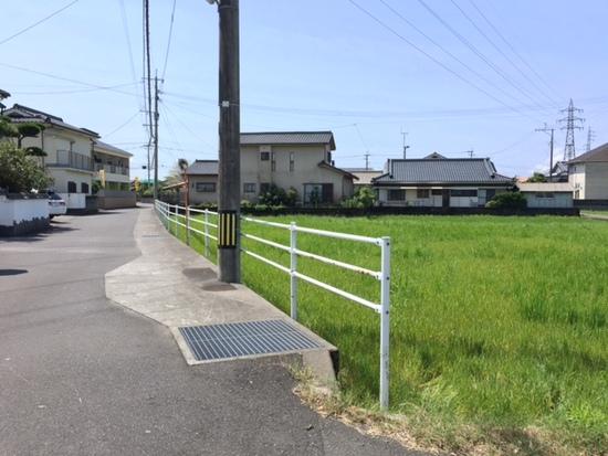 霧島市 売地 隼人町姫城 349.38坪