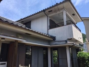 (内観/間取り2)霧島市 中古住宅 家賃収入・2世帯物件