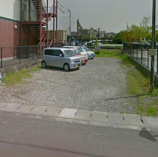 霧島市 不動産 月極駐車場(国分駅西口駐