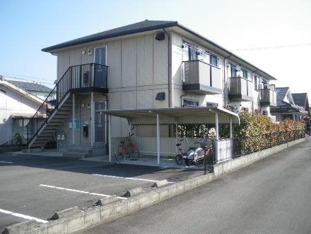 霧島市 賃貸アパート 2DK 42,00