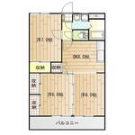 (内観/間取り1)霧島市 賃貸アパート 3DK 家賃46,