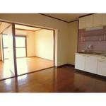 (内観/間取り2)霧島市 賃貸アパート 3DK 家賃46,