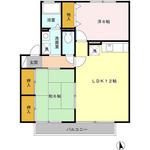 (内観/間取り1)霧島市 賃貸アパート 2LDK 家賃:5